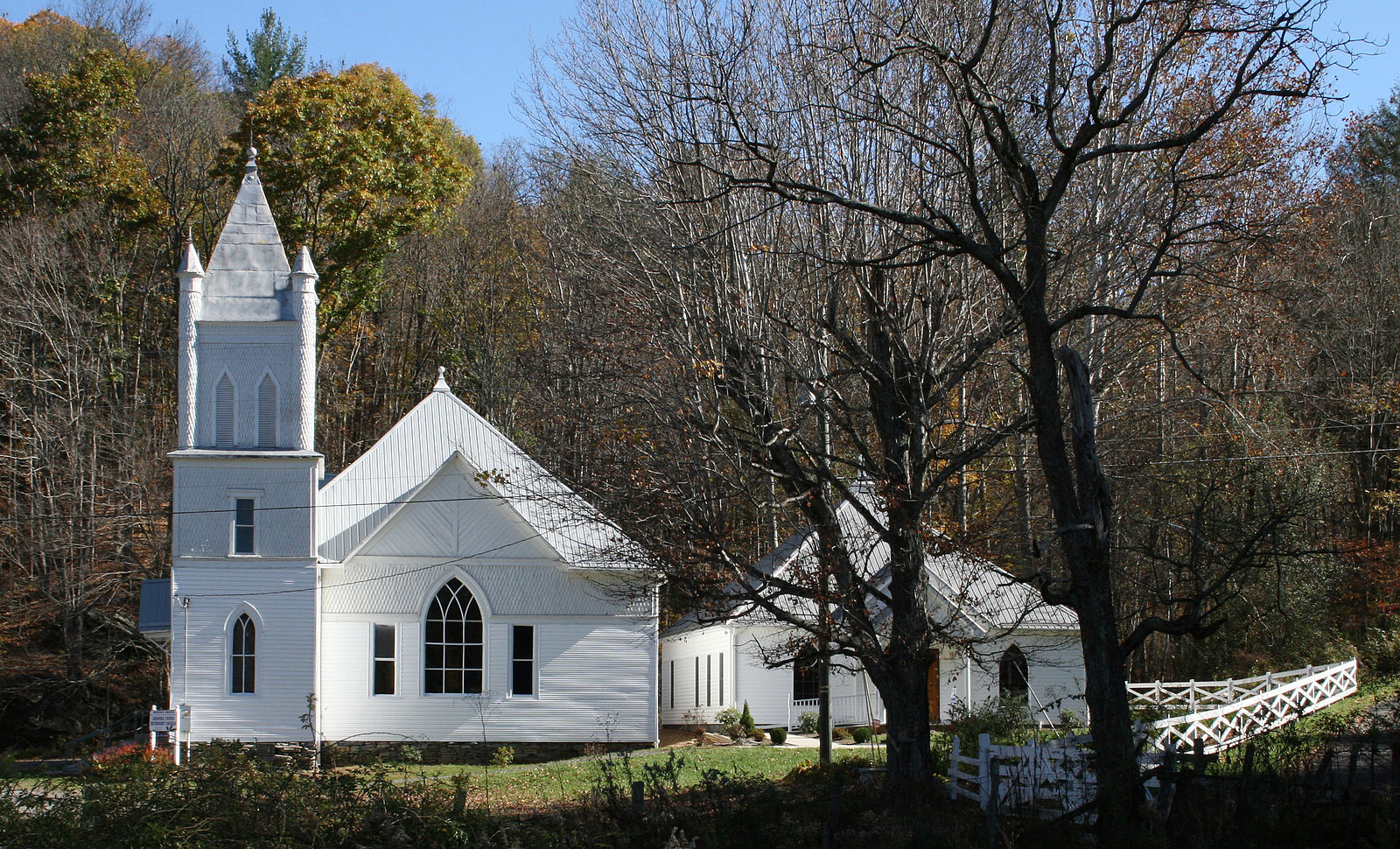 Creston United Methodist church